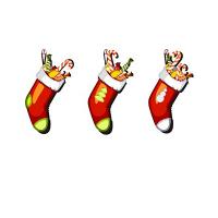 новогодние подарки носки