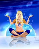 медитация в онлайн