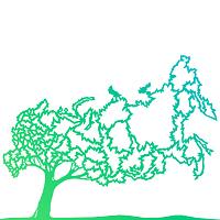 Логотип для «Экологического движения России»