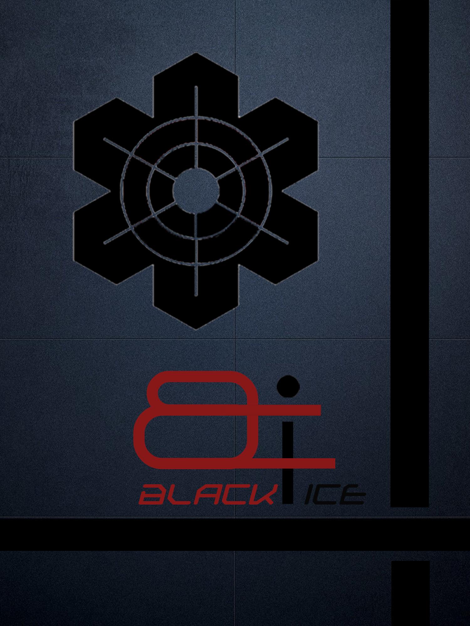 """Логотип + Фирменный стиль для компании """"BLACK ICE"""" фото f_050571348af51a7a.jpg"""