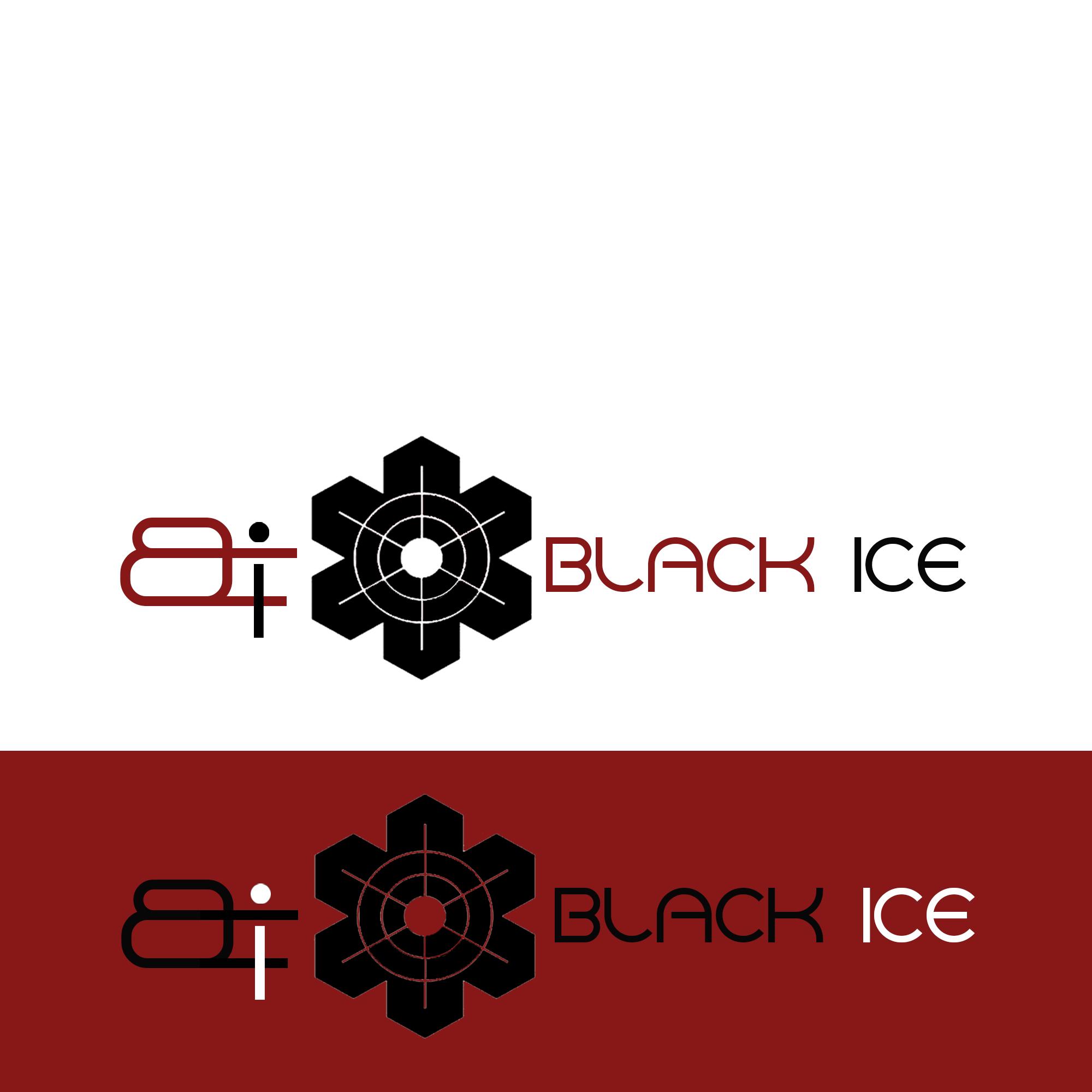 """Логотип + Фирменный стиль для компании """"BLACK ICE"""" фото f_2935713204b05707.jpg"""