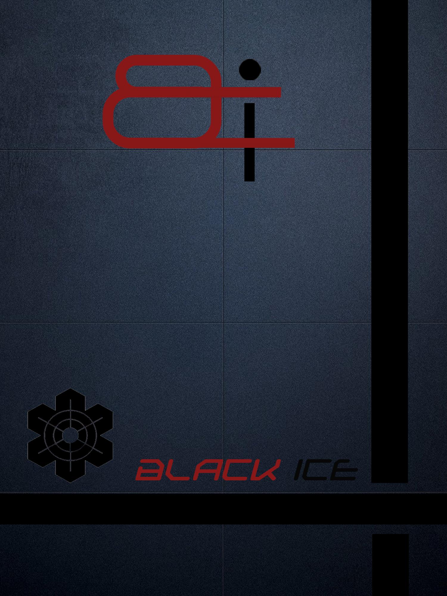"""Логотип + Фирменный стиль для компании """"BLACK ICE"""" фото f_49857132b94f106c.jpg"""