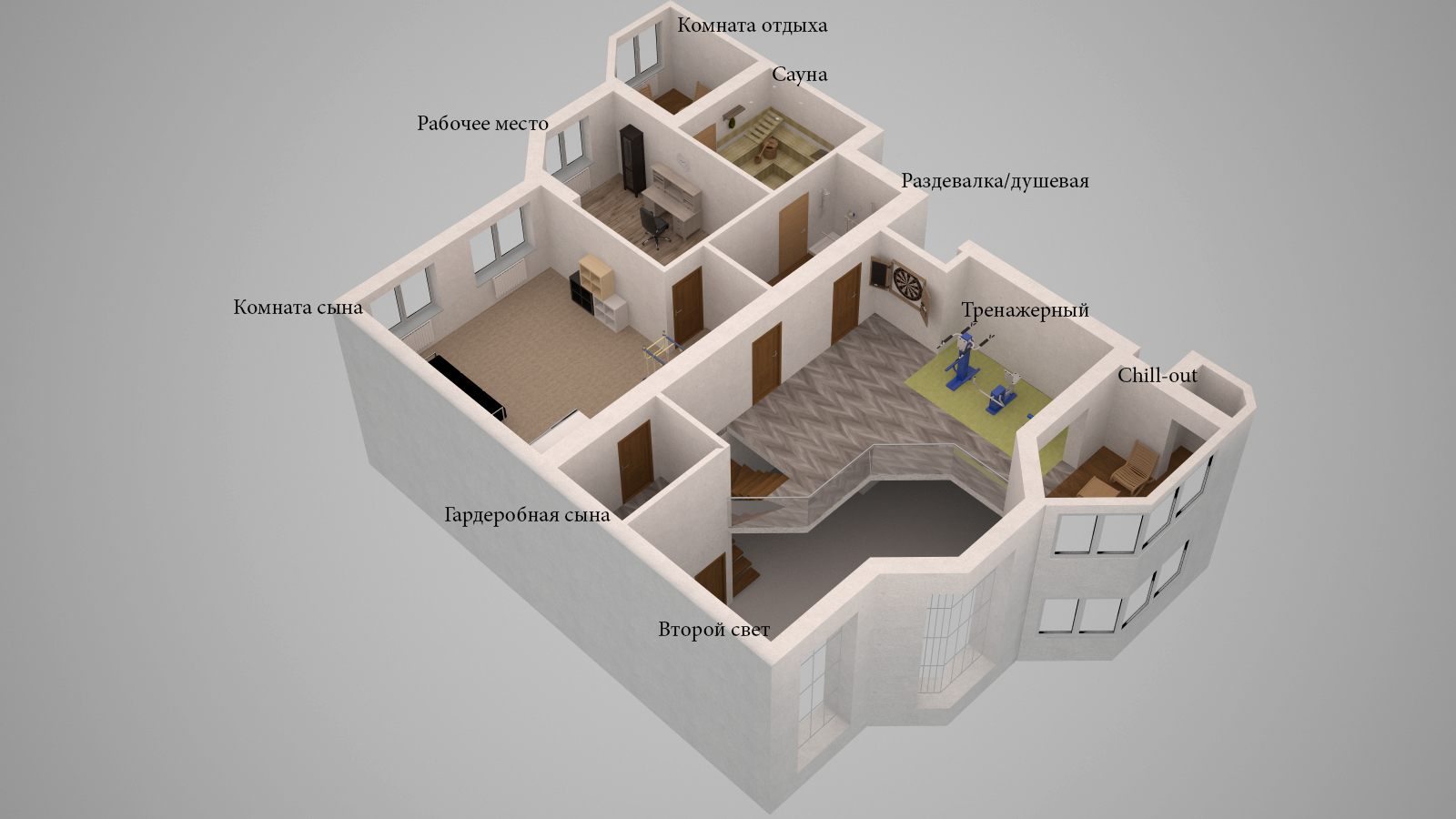Объединение + планировка квартиры (~260 кв.м.) фото f_6635a575f6fcd745.jpg