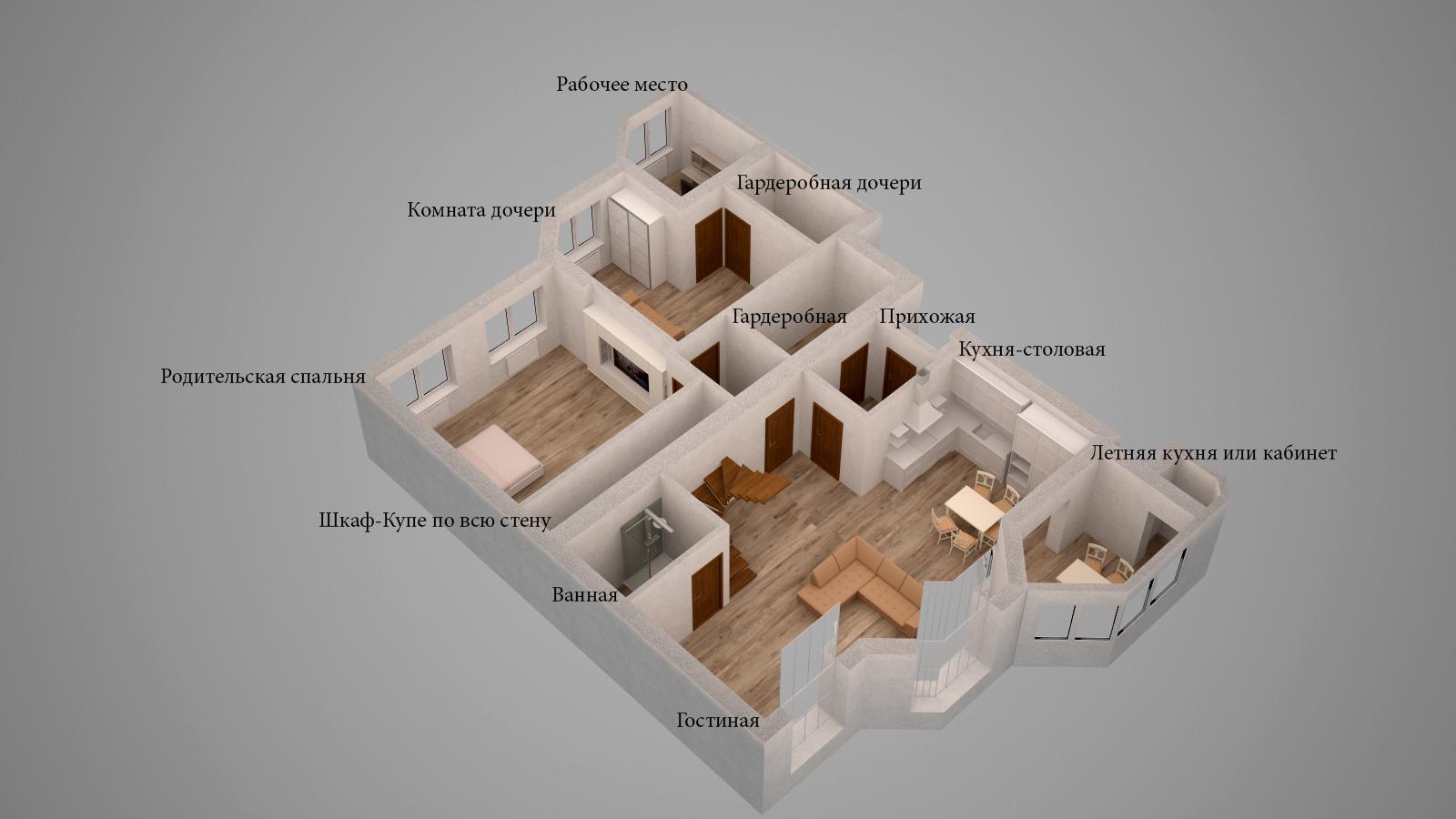 Объединение + планировка квартиры (~260 кв.м.) фото f_8985a575f688c51f.jpg