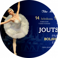 Дизайн обложки фейсбука и обложка мероприятия для балета Большого театра.