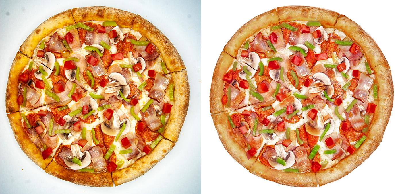 Еда (пицца)