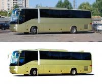 Обтравка изображения (автобус)
