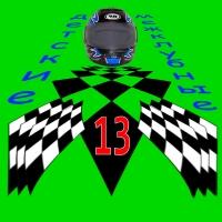 Логотип гонок