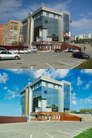 Архитектурный дизайн (офис)