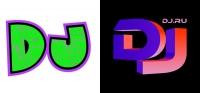 Логотип DJ