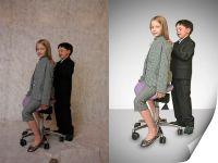 Модель (дети)