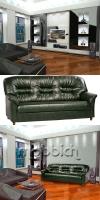 Интерьер (диван)