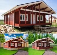 Архитектурный дизайн (домик)