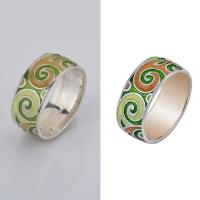 Обтравка серебрянного кольца