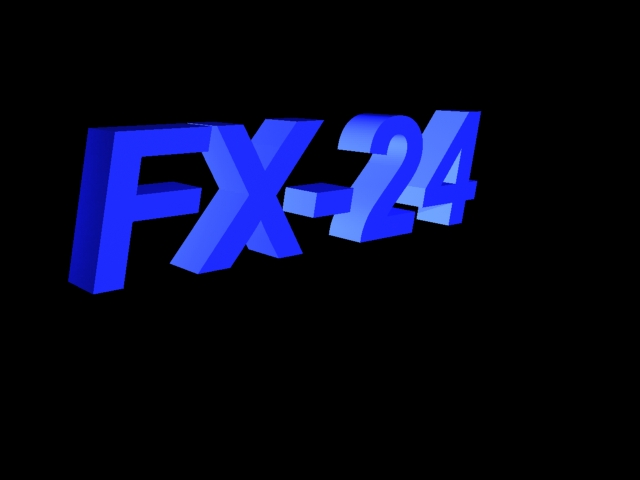 Разработка логотипа компании FX-24 фото f_52150dfe2b4d159d.jpg