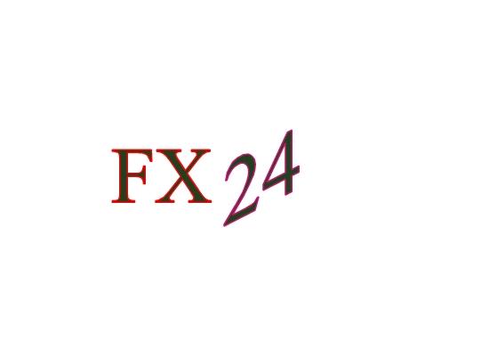 Разработка логотипа компании FX-24 фото f_80750dfdc6dde604.jpg