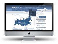 Сайт группы компаний Благовест-С+ (климатическая компания)