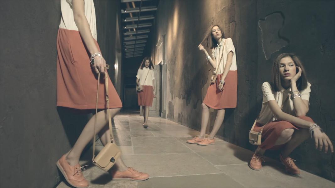 Съемка и монтаж рекламного ролика для дизайнера одежды Лилии Пустовит