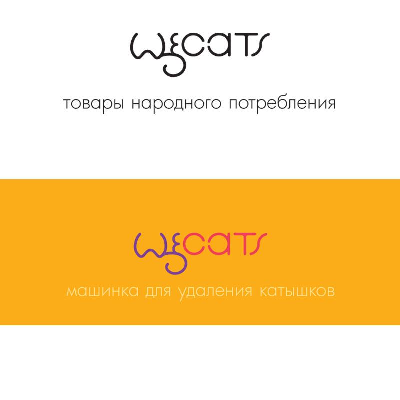 Создание логотипа WeCats фото f_2925f1a1cf5f3495.jpg