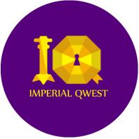 "логотип для ""Imperial Quest"""