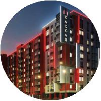 Презентация жилищного комплекса (21x21 см., AI, PDF)
