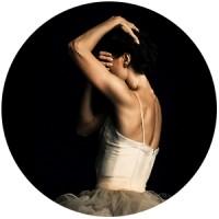 Презентация примы балерины Большого театра (A4, Ai, PDF)