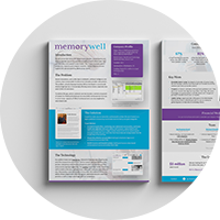 One pager для memory well