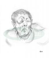 Иллюстрация к орману В.Гюго 2