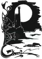 Иллюстрация к поэтическому сборнику 7