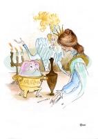 Алиса,это пудинг...