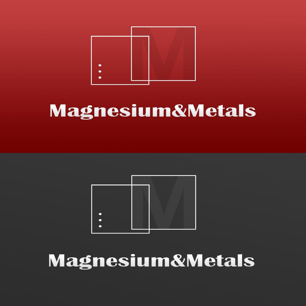 Логотип для проекта Magnesium&Metals фото f_4e7a5593bf26f.jpg