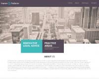 Адаптивный сайт для Адвокатского бюро