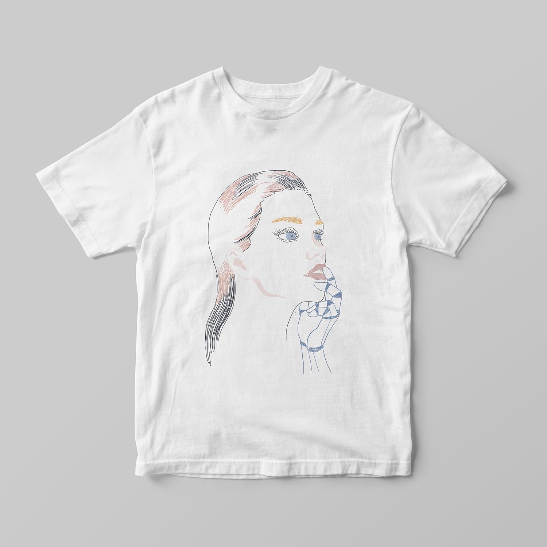 Нарисовать принты на футболки для компании Моторика фото f_71460a0e0203b53c.jpg