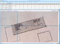 Координаты прямоугольников на карте в Excel