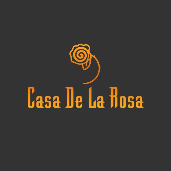 Логотип + Фирменный знак для элитного поселка Casa De La Rosa фото f_2315cd57375f1383.png