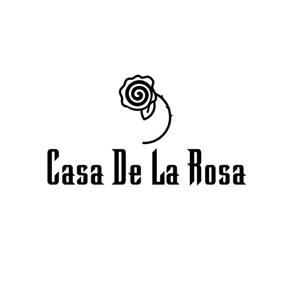 Логотип + Фирменный знак для элитного поселка Casa De La Rosa фото f_9075cd57371e503f.png