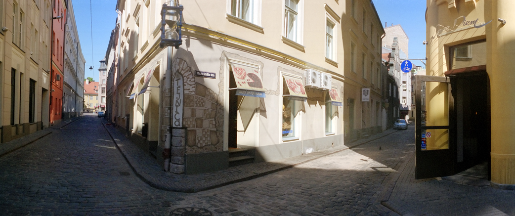 Улочка,где когда-то гулял Штирлиц :)