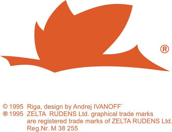 Графический Знак-Символ ZELTA RUDENS Ltd