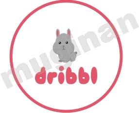Разработка логотипа для сайта Dribbl.ru фото f_3315a9c57f7e93bb.jpg
