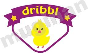 Разработка логотипа для сайта Dribbl.ru фото f_5515a9c57acb0ab2.jpg