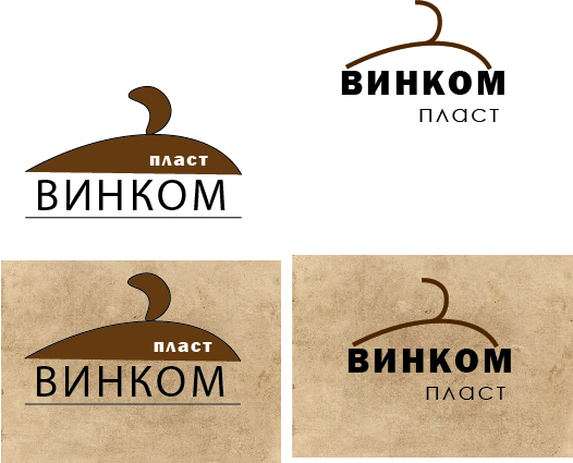 Логотип, фавикон и визитка для компании Винком Пласт  фото f_5015c3dafc3a97d2.jpg