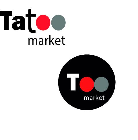 Редизайн логотипа магазина тату оборудования TattooMarket.ru фото f_7625c3d9c928c092.jpg