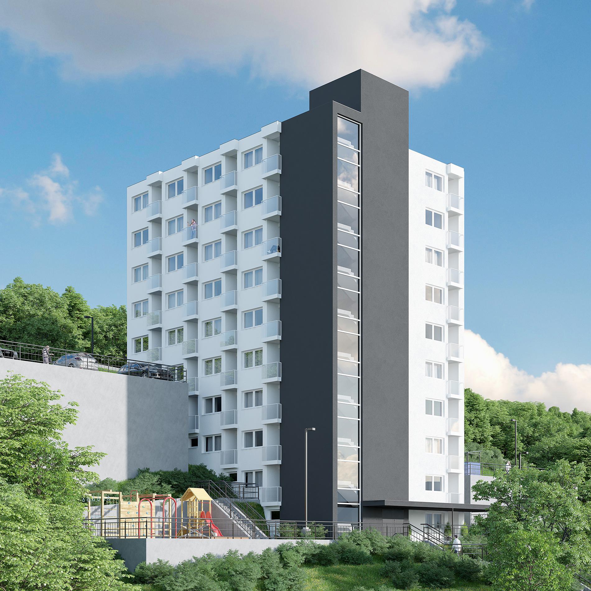 Реконструкция дома в Германии