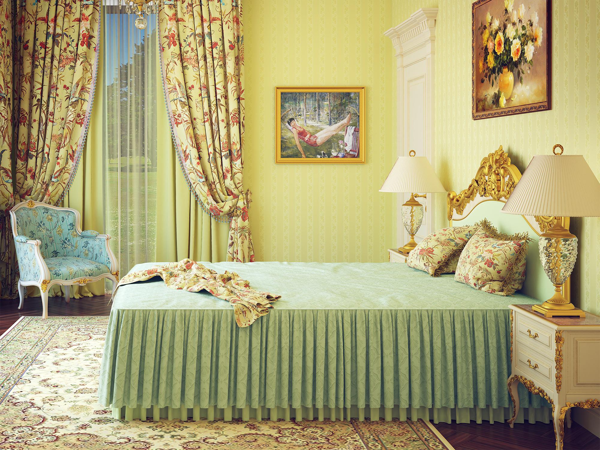 Квартира Классика