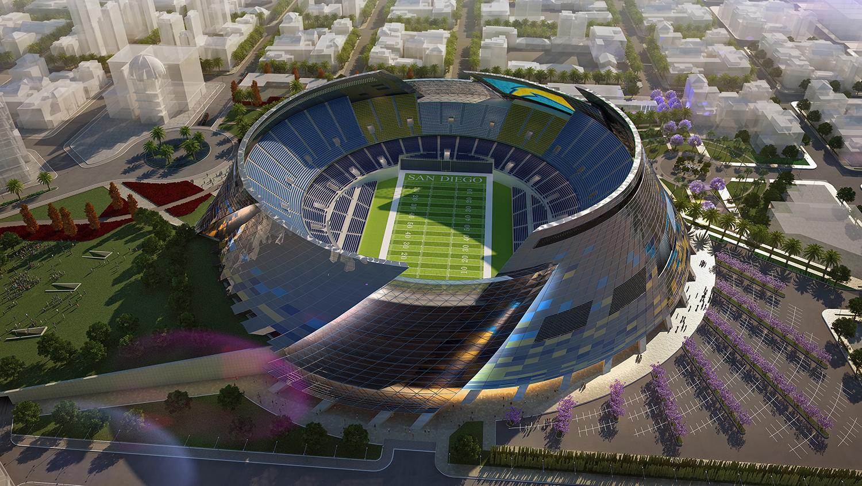 Стадион San Diego
