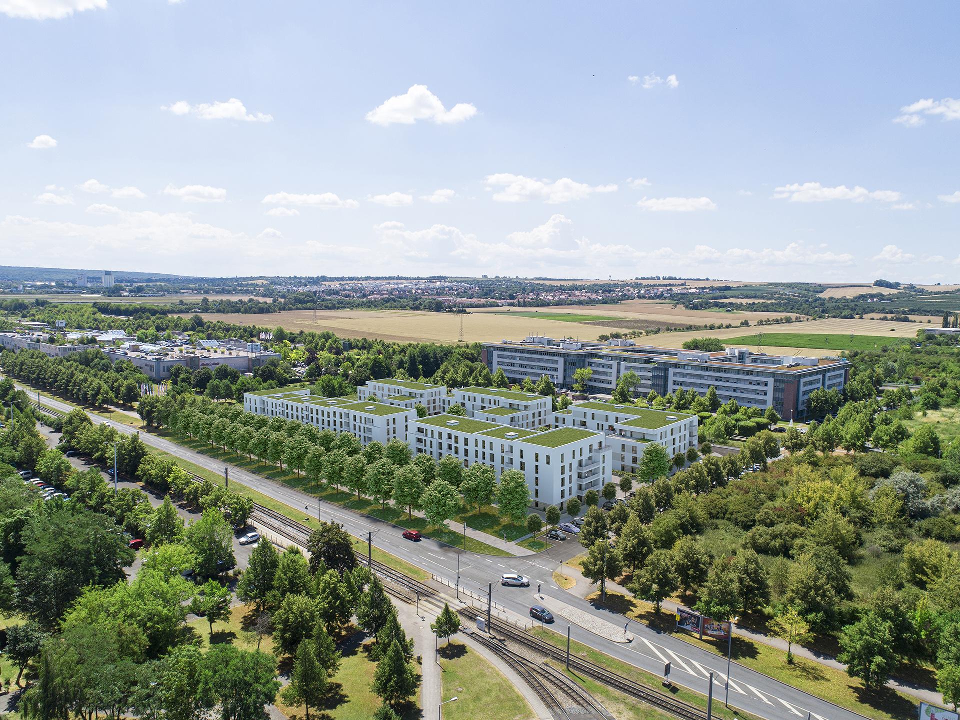 Europakkere ЖК в Германии
