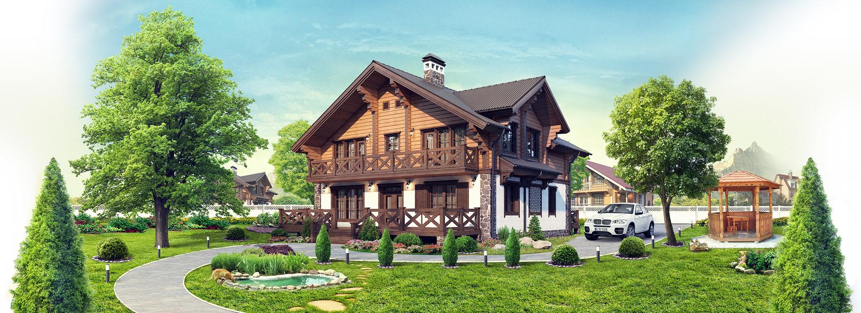 Графика для каменных домов