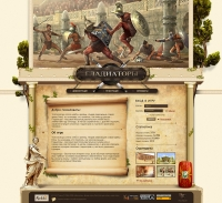 Гладиаторы (Онлайн игра)