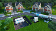Газовая станция Intergas