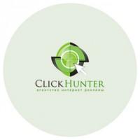 Логотип Click Hunter